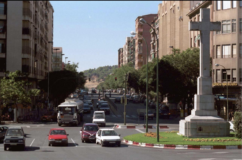 Año 2000 - tráfico de vehículos