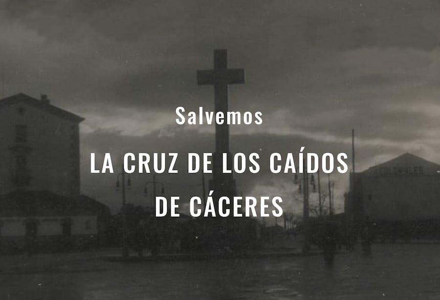 Cruz de los Caídos de Cáceres