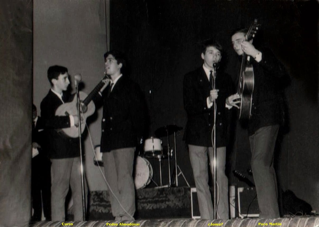 1966 - Grupo Los Santos