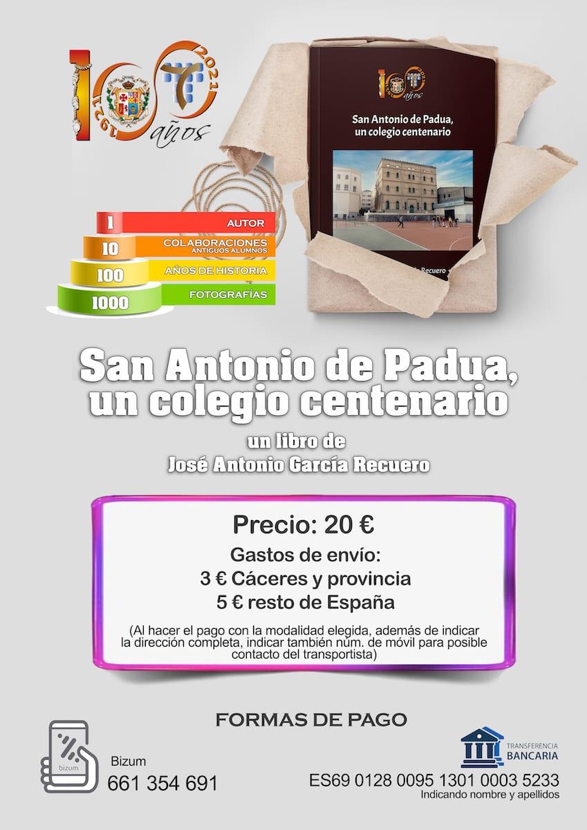 Colegio San Antonio, un colegio centenario