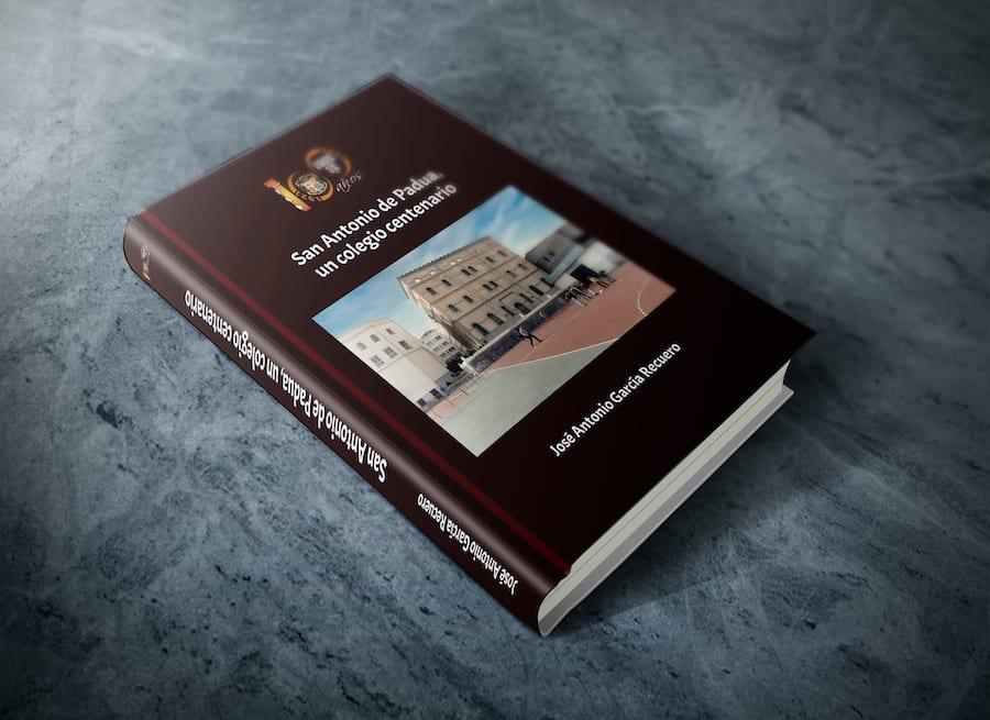 libro centenario colegio san antonio de caceres