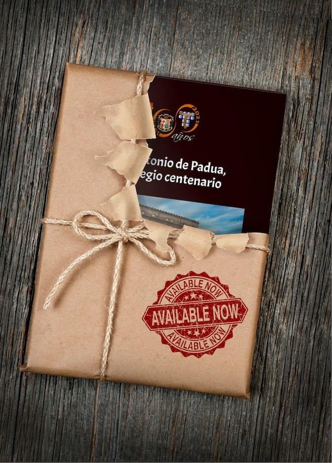 Libro San Antonio de Padua - Un colegio centenario
