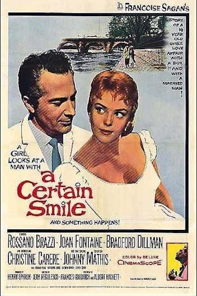 1958 - A certain smile - Yvette Mimieux