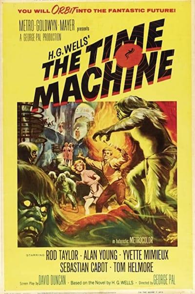 1960 - The Time Machine - Yvette Mimieux