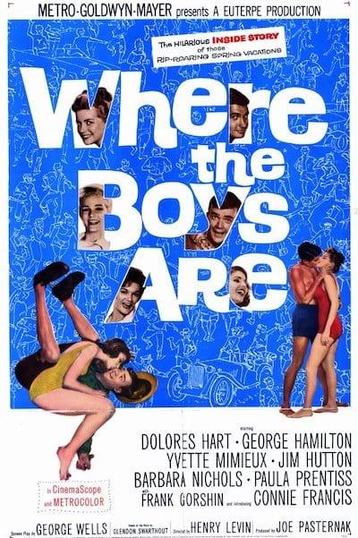 1960 - Where the boys are - Yvette Mimieux