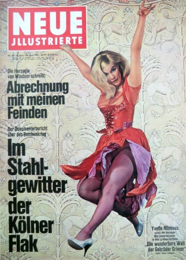1961 neue illustrierte