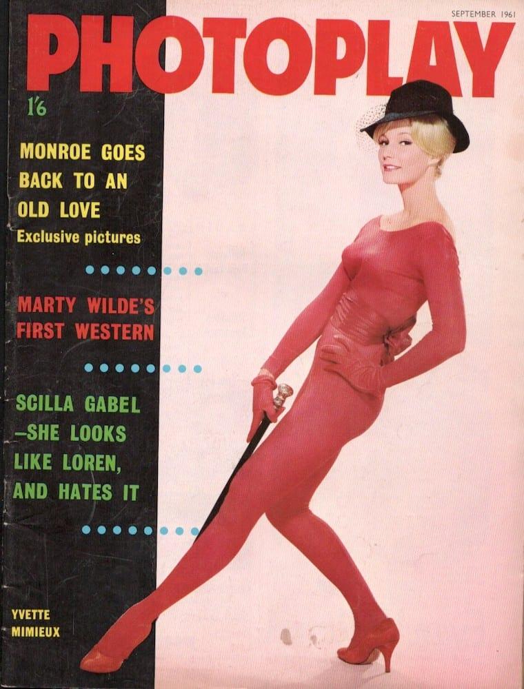 1961 photoplay