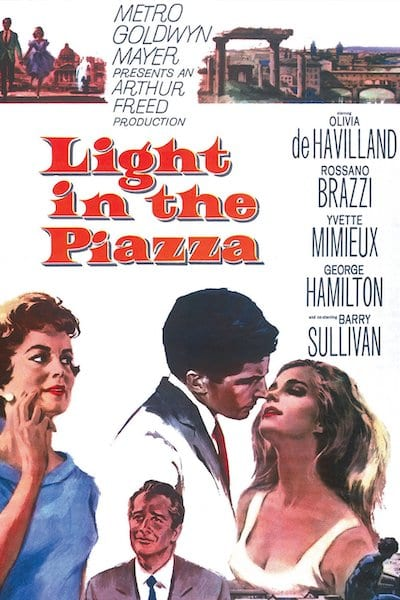 1962 - Light in the Piazza - Yvette Mimieux