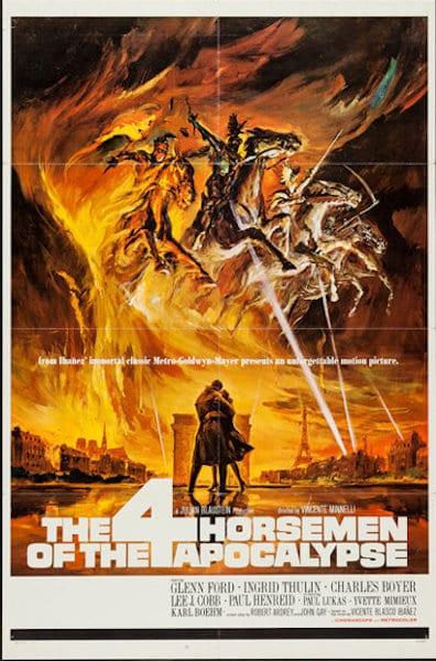 1962 - The Four Horsemen of the Apocalypse - Yvette Mimieux