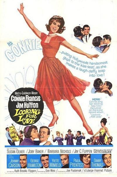 1964 - Looking for Love - Yvette Mimieux