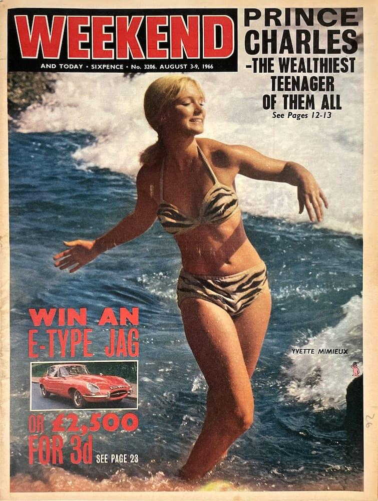 1966 weekend