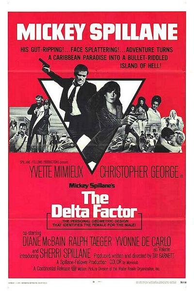 1970 - The Delta Factor - Yvette Mimieux