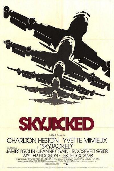 1972 - Skyjacked - Yvette Mimieux