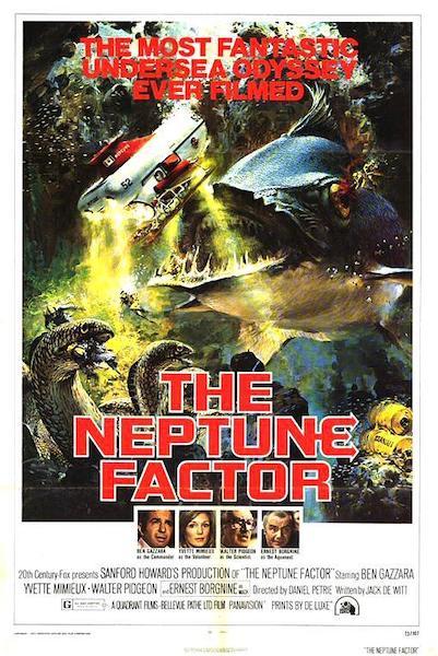 1973 - The Neptune Factor - Yvette Mimieux
