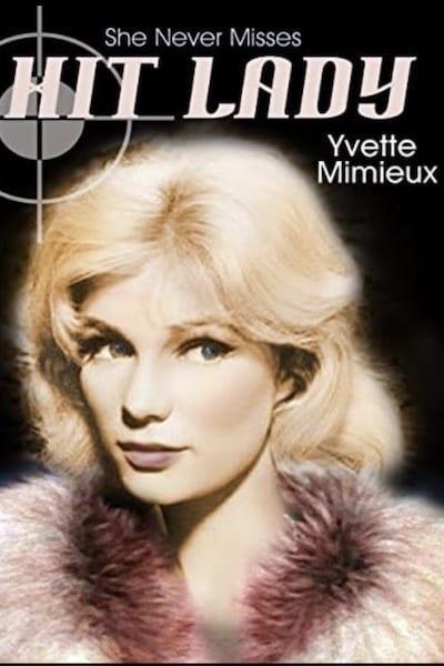 1974 - hit lady - Yvette Mimieux