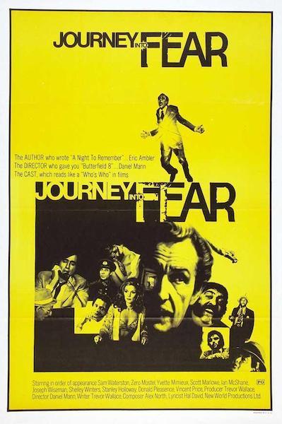 1975 - Journey into fear - Yvette Mimieux