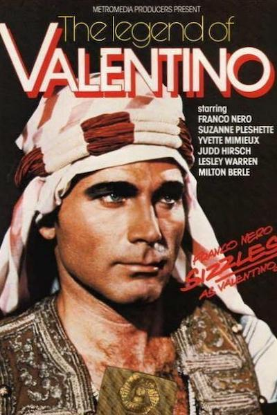 1975 - the legend of valentino - Yvette Mimieux