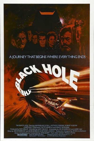 1979 - The Black Hole - Yvette Mimieux