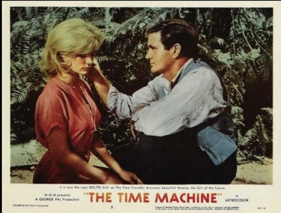 Yvette Mimieux - The Time Machine