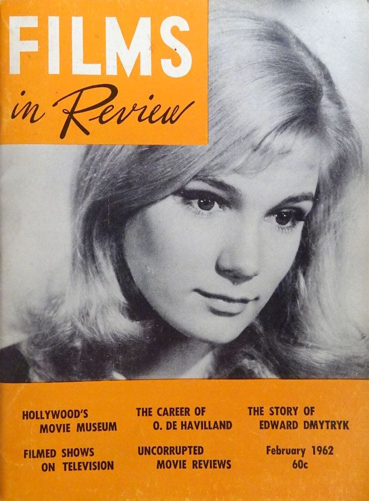 Yvette Mimieux - Films in review