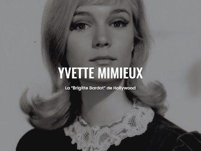 Yvette Mimieux portfolio
