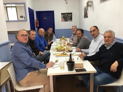 Encuentro en 2018 enero - Colegio San Antonio de Padua Cáceres