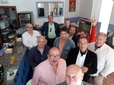 Encuentro en 2018 - mayo - Colegio San Antonio de Padua Cáceres